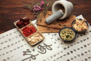 Chinese Herbs from Freya Sherlock