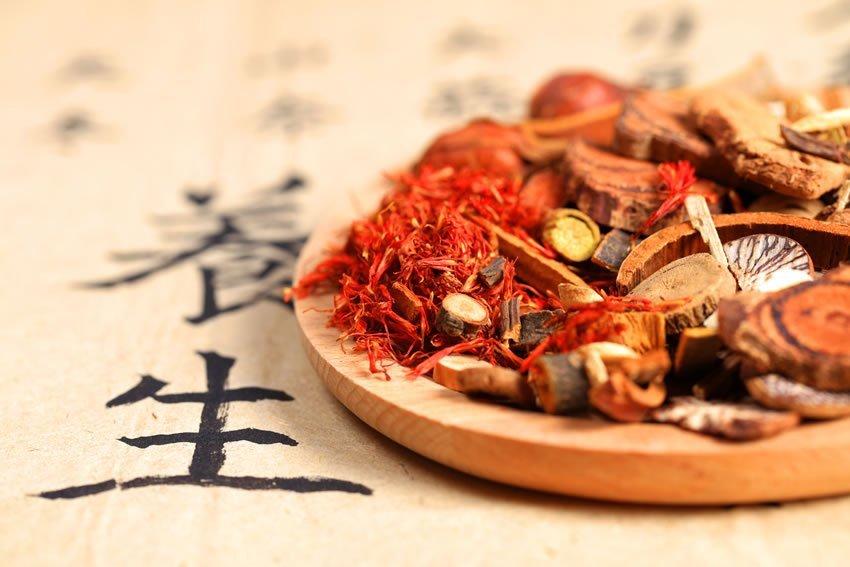 Chinese Natural Medicine with Freya Sherlock