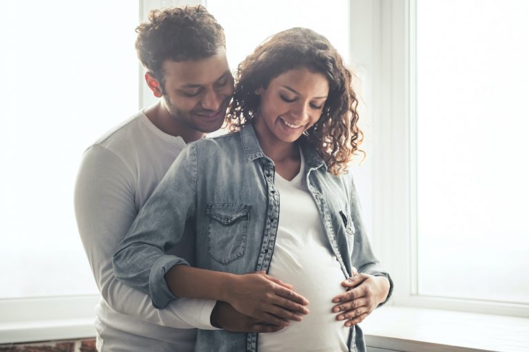 Couple's fertility consulting